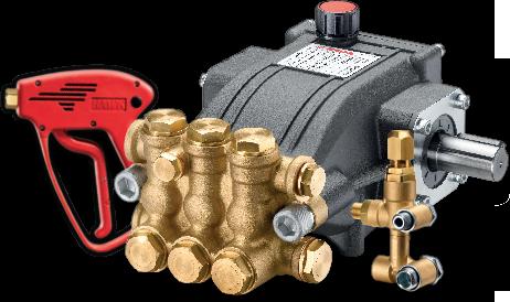 Hawk High Pressure Piston Pumps